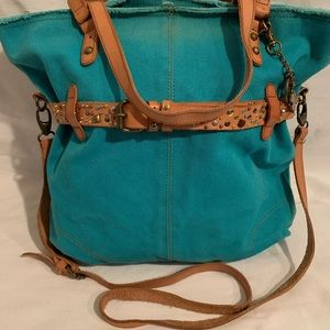 Lucky Brand handbag or crossbody
